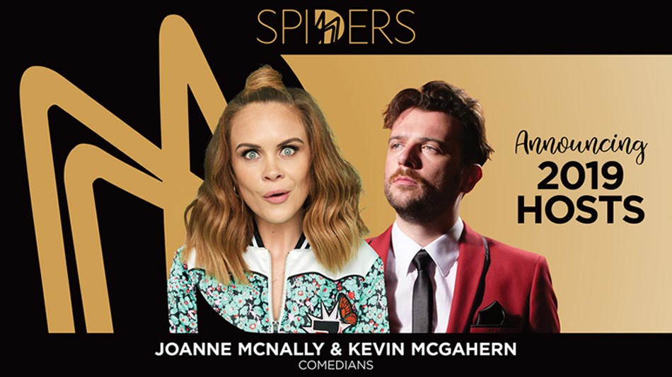 Joanne McNally and Kevin McGahern